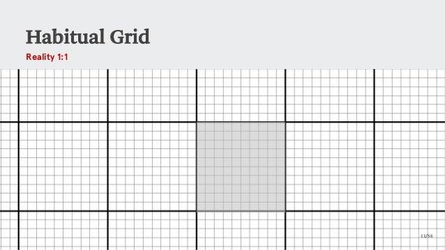 Reality 1:1 Habitual Grid 11/56