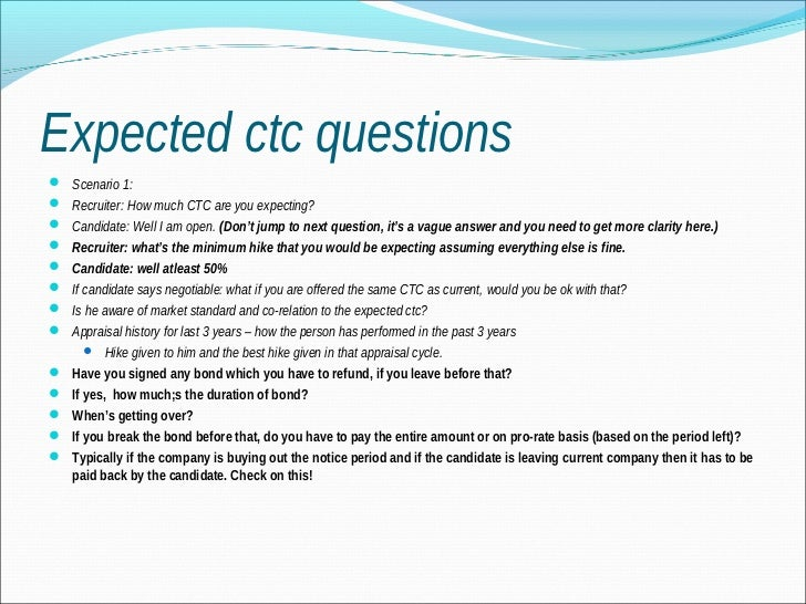 ctc means in resume resume ideas