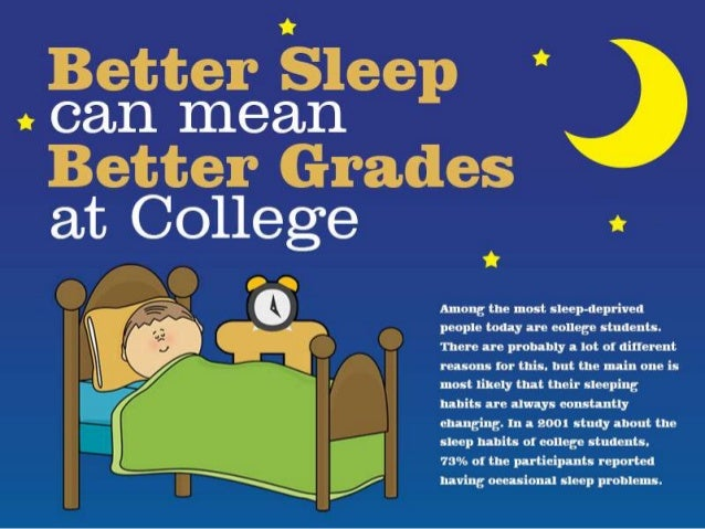 sleep deprivation among university student Sleep deprivation in students has been linked to lower gpas because the university of michigan health system web site does not provide specific medical.