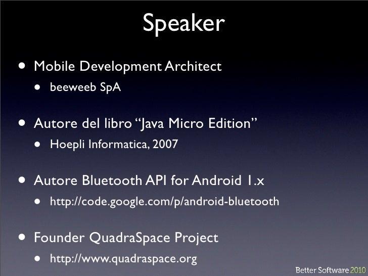 Application Store: opportunita' e trappole Slide 3