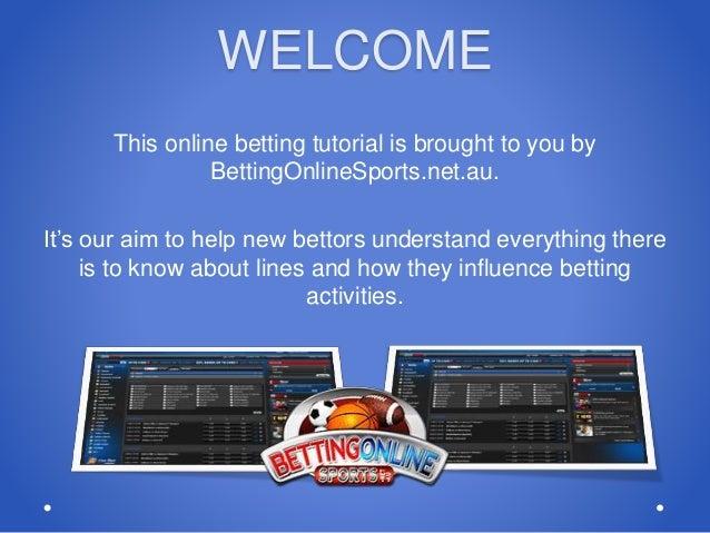 Understanding the line in sports betting betting shop casino machines