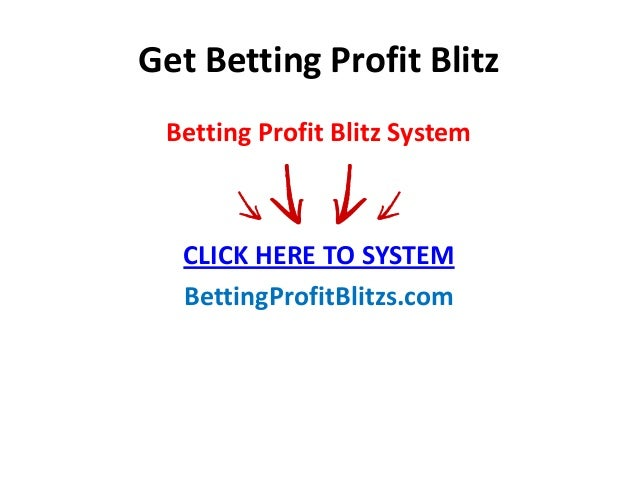 soccer betting profit blitz