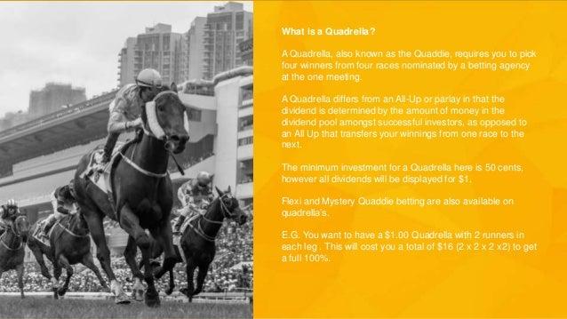 Quadrella betting explain thesaurus hades csgo team betting