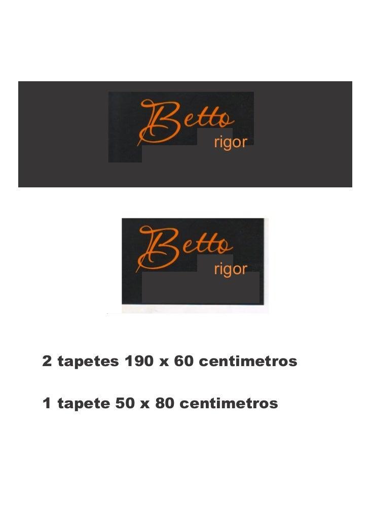 rigor                    rigor2 tapetes 190 x 60 centimetros1 tapete 50 x 80 centimetros