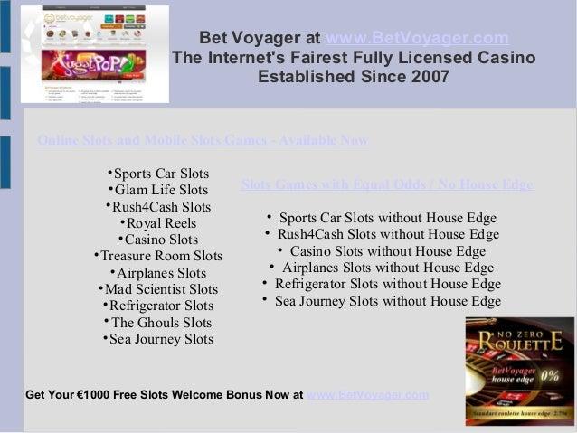 BetVoyager Review Presentation Slide 3