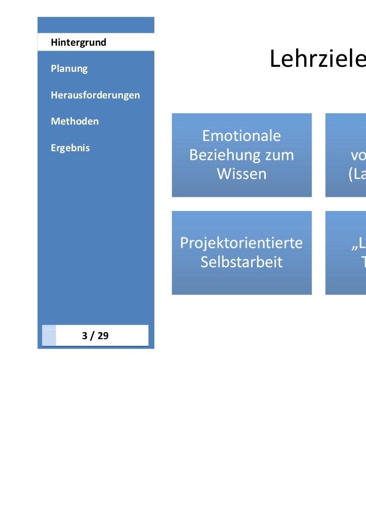 Fallstudien erstellen mit CaSim Slide 3