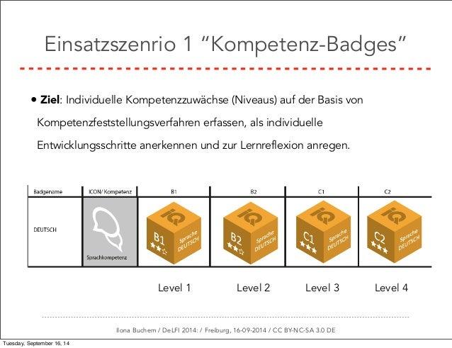 Einsatzszenarien Von Open Badges Am Beispiel Von Beuthbadges