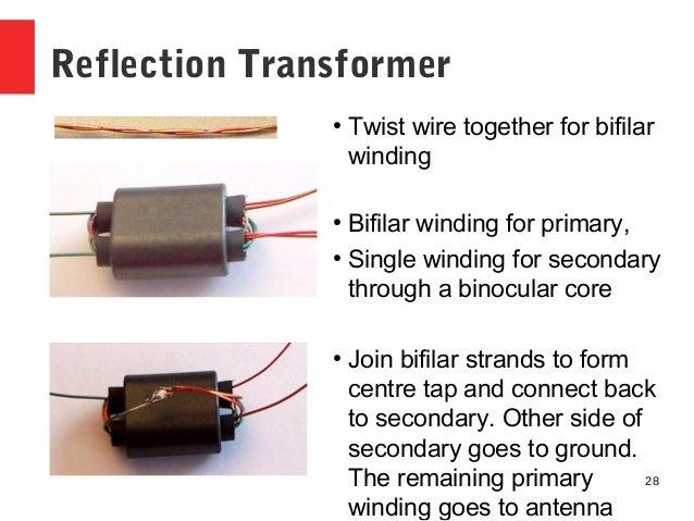 April 2014 Lecture — Beverage antennas