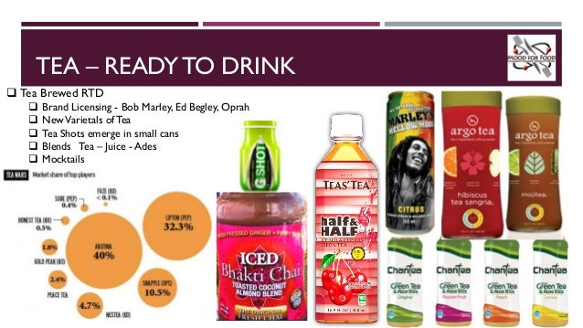 Packaged Beverage Innovations And Trends Snap Shot 2014
