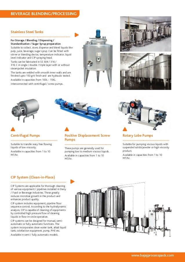Bajaj Processpack Limited Juice Packaging Machines Amp Juice