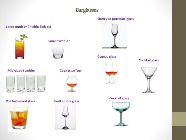 Beverage service equipment for 8 types of chinese cuisine