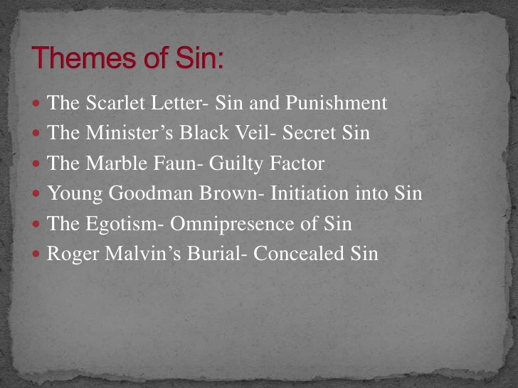 compare and contrast the ministers black veil and the pit and the pendulum