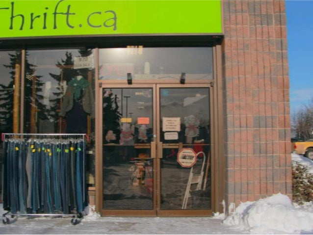What is  THRIFT  SHOPPIN G? thrift shop·ping • verb  1. the purchasing of goods from stores selling secondhand clothes and...