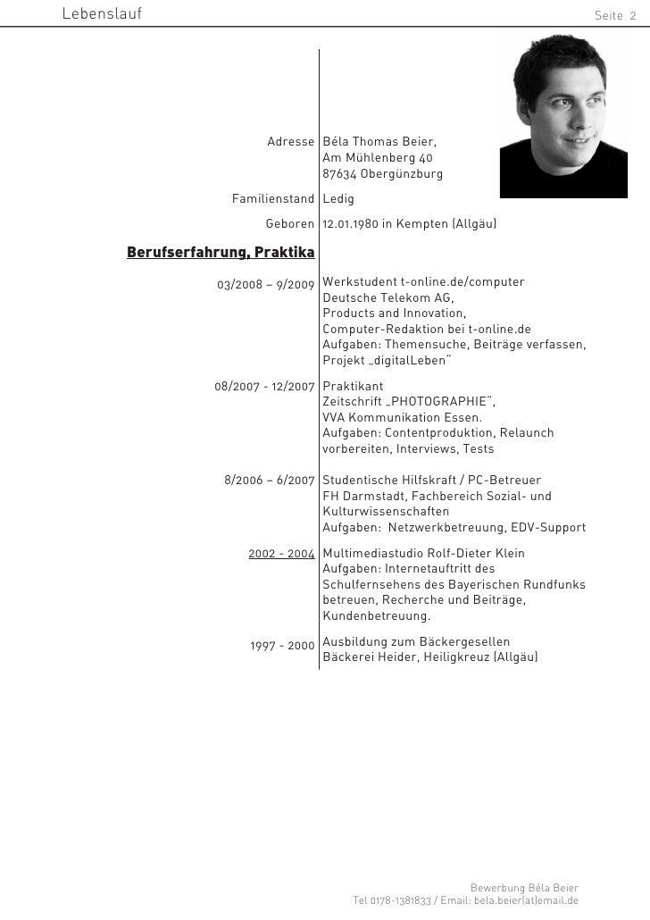 Schön Einstiegs Lebenslauf Vorlagen Bilder   Entry Level Resume