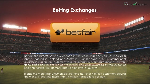 betting exchange australia