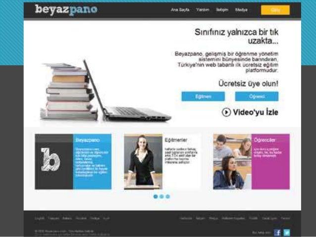 Beyazpano. com nedir? Slide 3