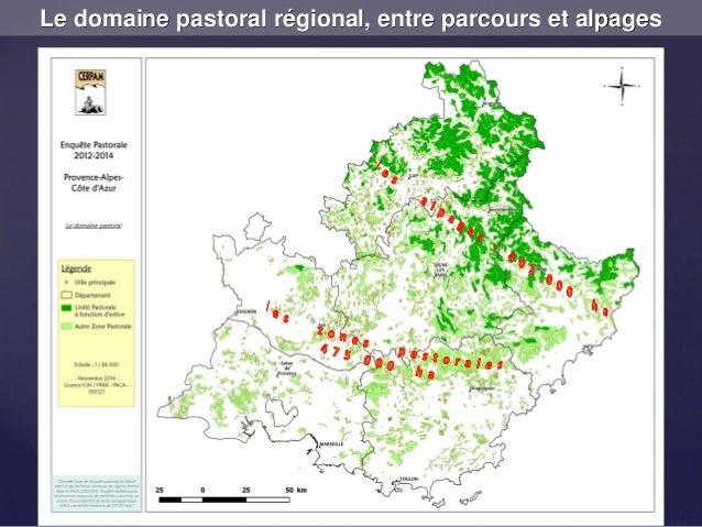 Systèmes pastoraux de PACA et changements climatiques partie 2 - BEYLIER Slide 2