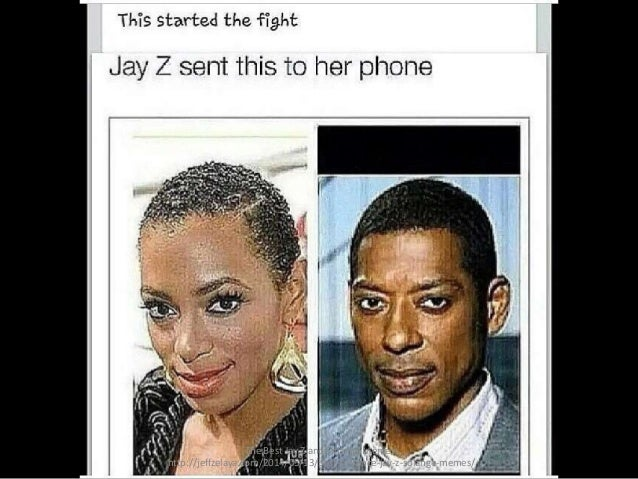 the 16 best beyonce jay z and solange memes