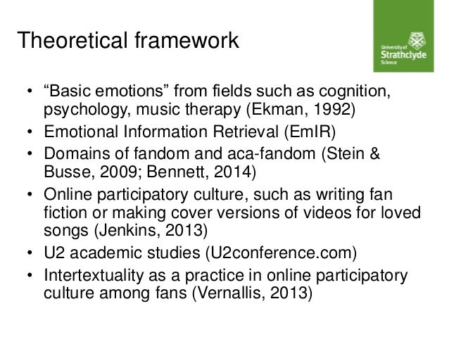 Beyond bibliographic description : emotional metadata on YouTube / Di…