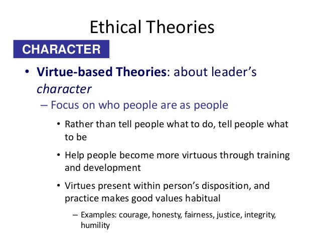 beyond competence ethical leadership