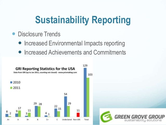sustainability disclosure of the company Best practices in sustainability: active stakeholder engagement and disclosure the food and beverage company presents its sustainability strategy and goals.