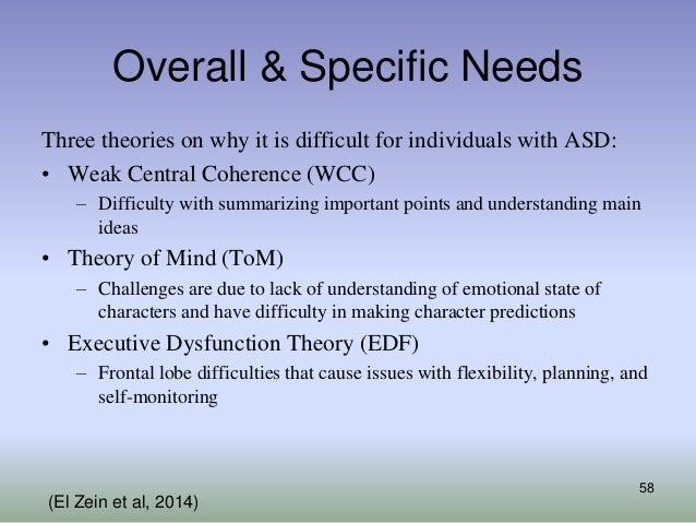 autism treatment literature review