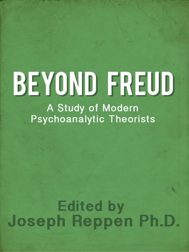 a study of freudian theory Freud went to paris for further study under jean-martin charcot (now called freudian slips) that's my theory with special guest sigmund freud home.