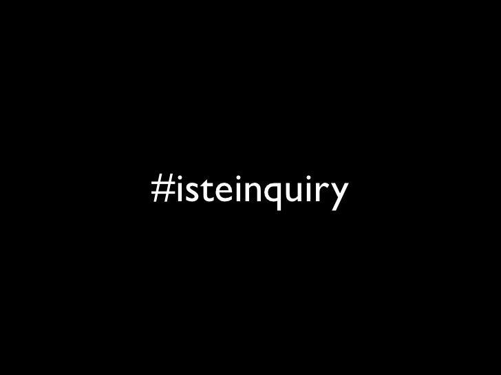 Beyond Googling: Structuring Inquiry Slide 2