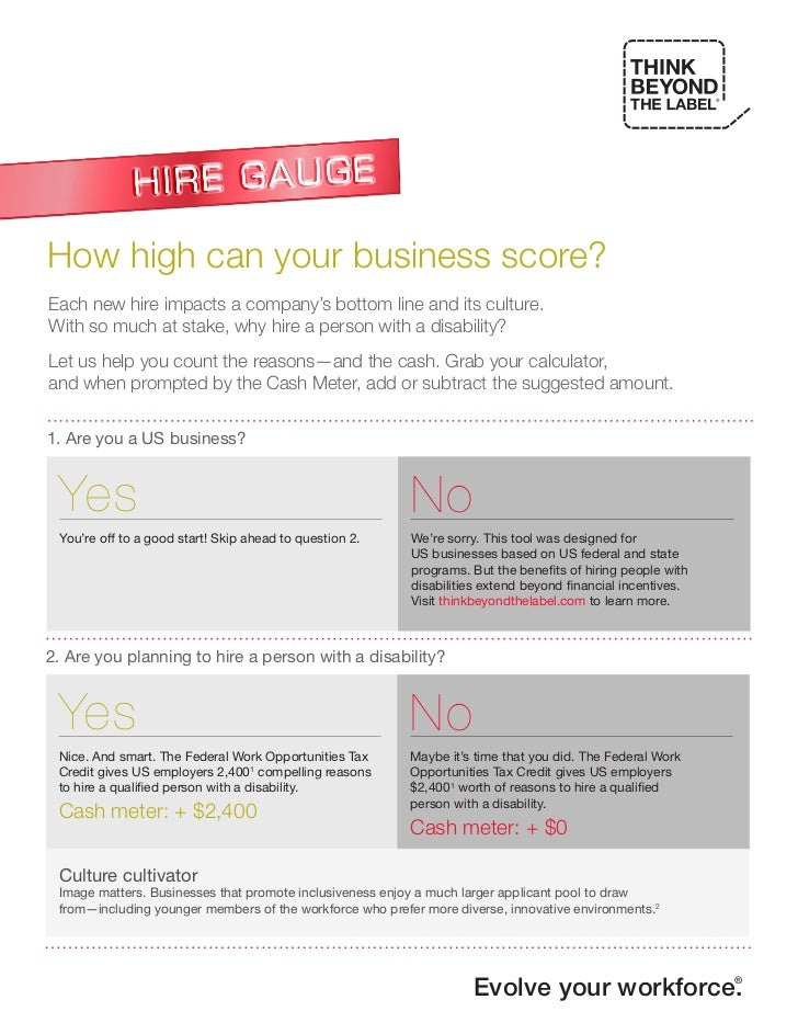 ®How high can your business score?Each new hire impacts a company's bottom line and its culture.With so much at stake, why...