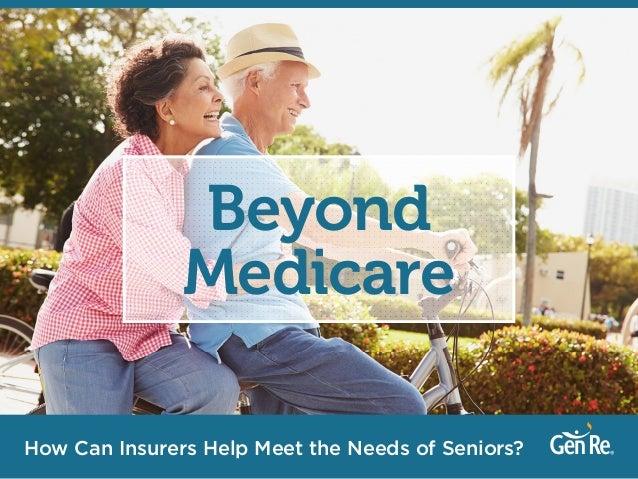 Meeting seniors needs