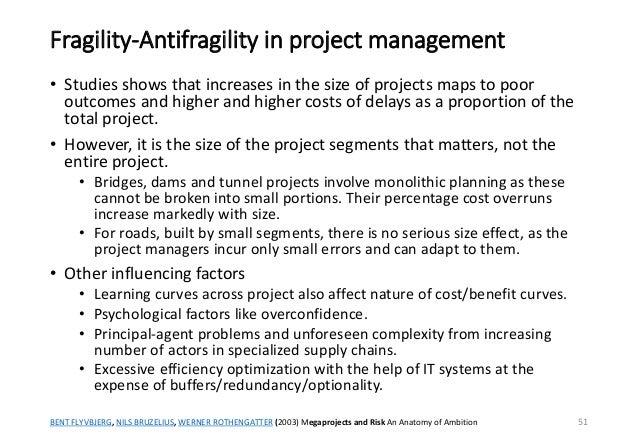 Factors affecting the fragile-antifragile balance Antifragility Fragility • Specialization • Departmentalization • Silo Th...