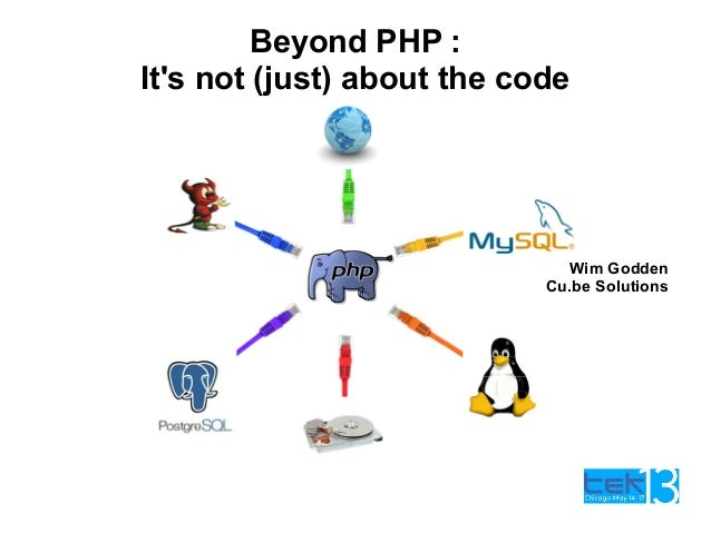 Beyond PHP :Its not (just) about the codeWim GoddenCu.be Solutions