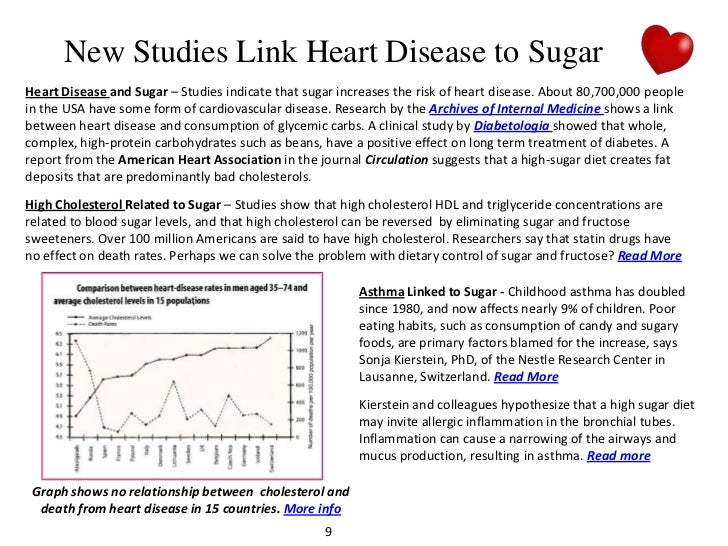 Beyond Sugar, Sweetest Poison at the Root of Disease