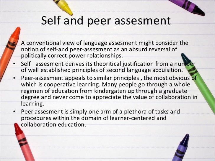 beyond tests alternatives in assessment The second contribution goes beyond the impact of peer assessment on the   overview of possible alternatives to a specific practice, and to researchers as a   and potential consequences of test use, especially in regard to sources of.