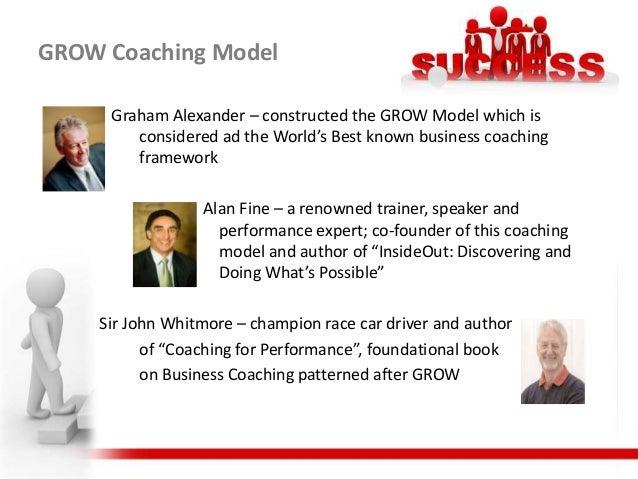 sir john whitmore coaching for performance pdf