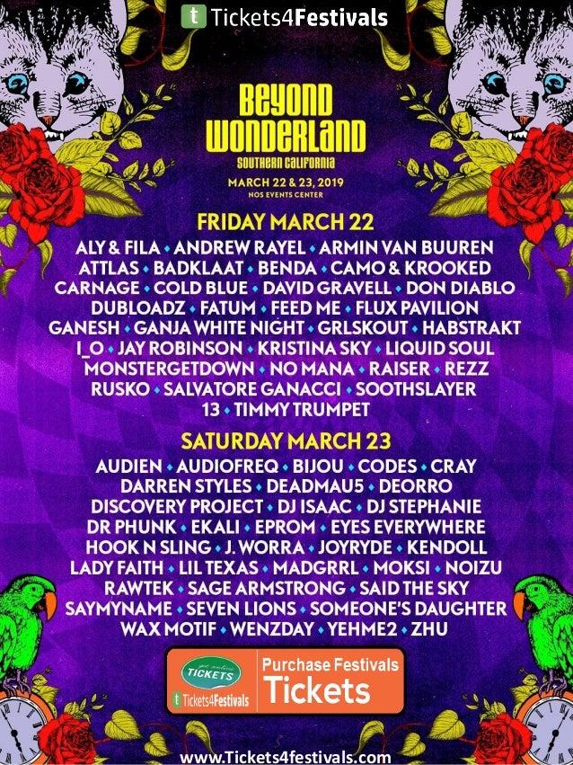 www.Tickets4festivals.com