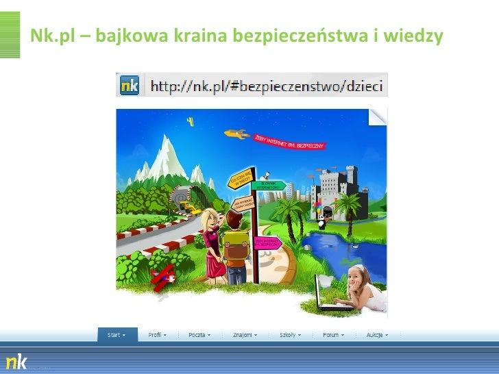 Nk.pl – bajkowa kraina bezpieczeństwa i wiedzy