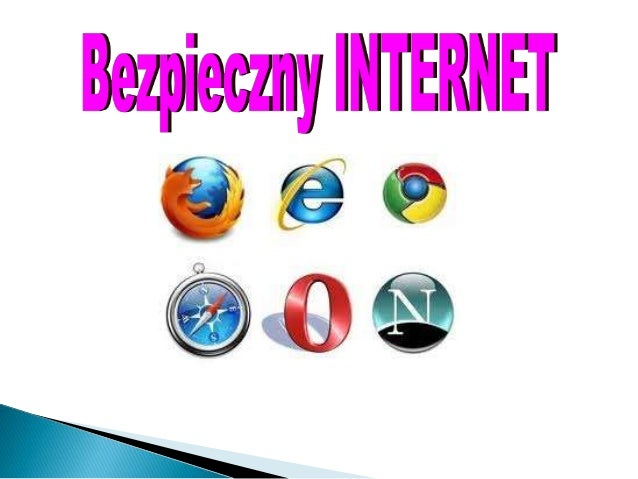 Bezpieczny internet for Internet be and you