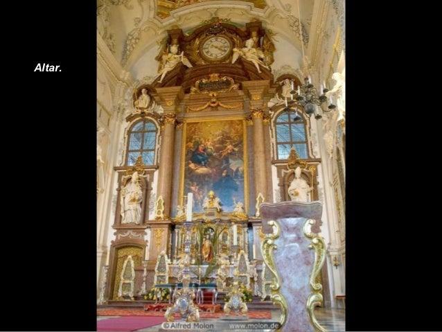 Altar.