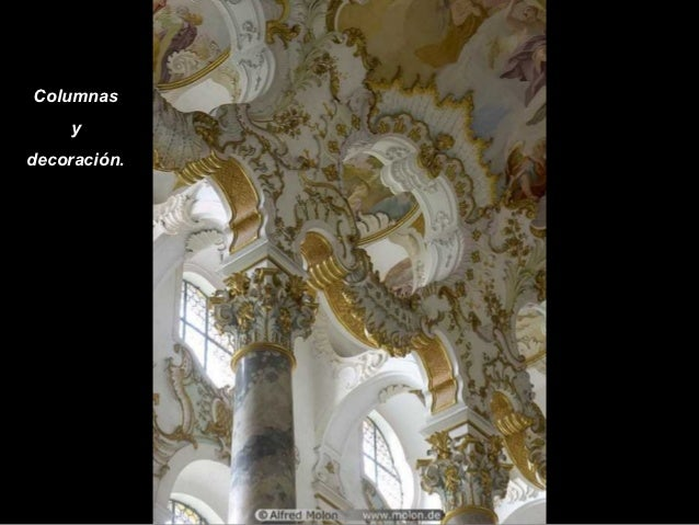 Columnas    ydecoración.