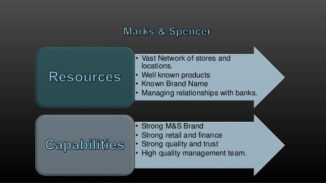 Marks & Spencer group revenue 2018, by segment