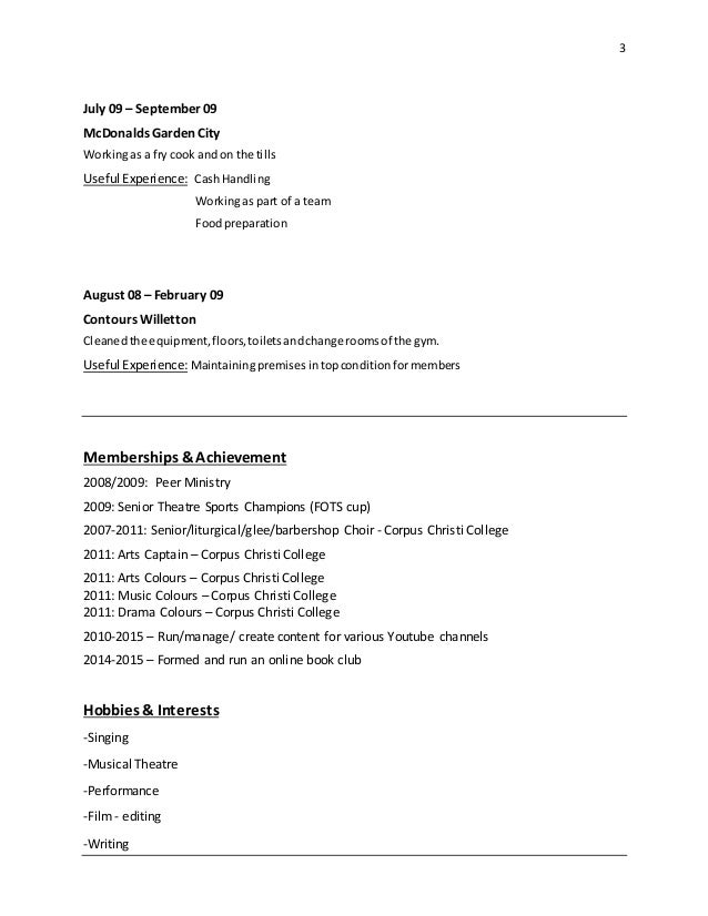 Abby Phillips Resume
