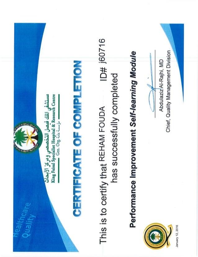 Pi Certificate