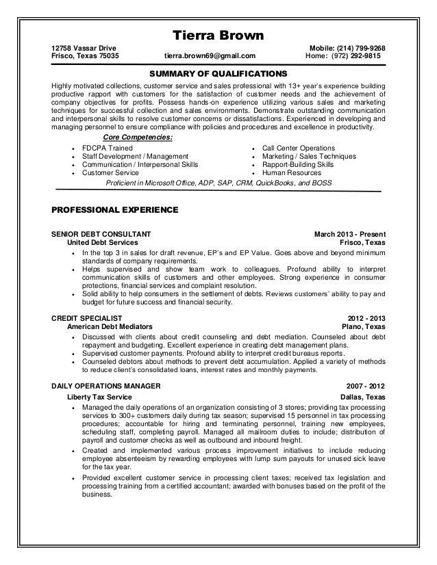 2015 Debt Mediation Resume-1
