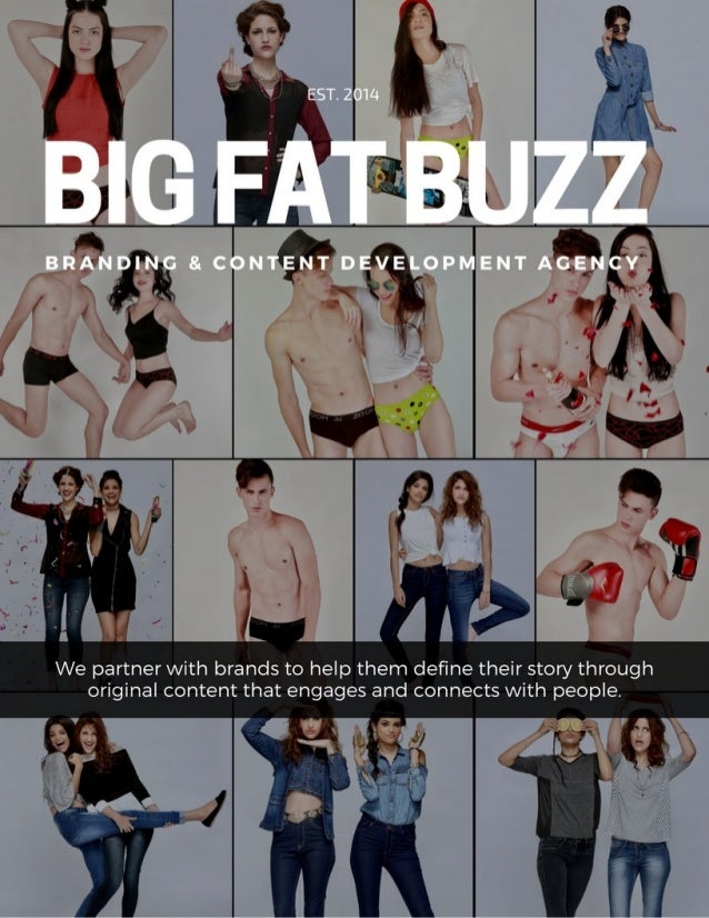 BigFatBuzz - Branded Content & Production