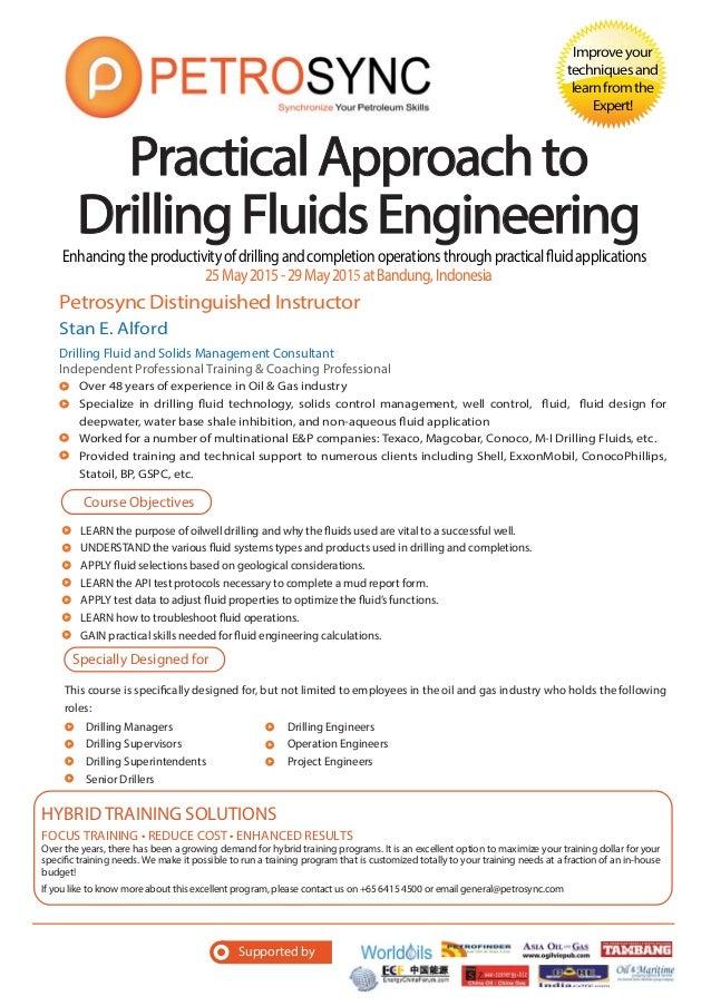 practical approach to drilling fluid engineering mia rh slideshare net Civil Engineering Manuals WMATA Engineering Design Manual