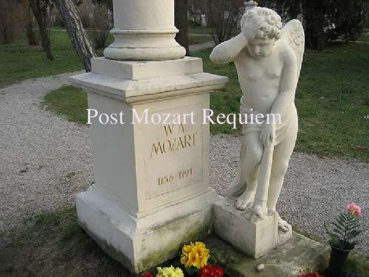 Post Mozart Requiem<br />