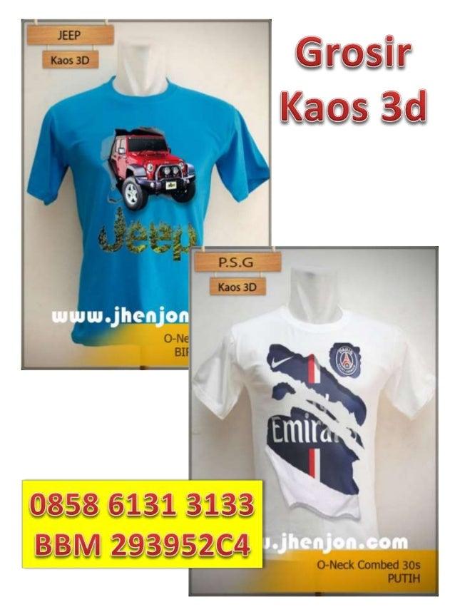 0858 6131 3133, Jual Kaos 3d, Kaos 3d COC, Distro Kaos 3d