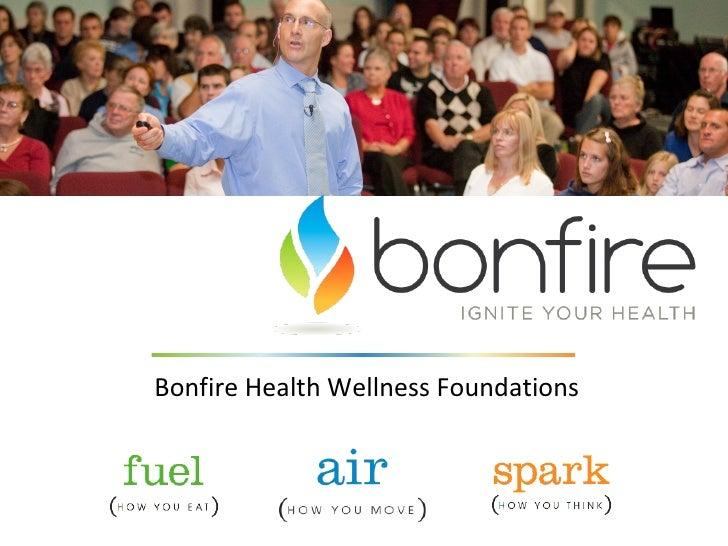 Bonfire Health Wellness Foundations