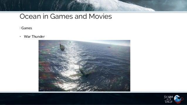 An introduction to Realistic Ocean Rendering through FFT - Fabio Suri…